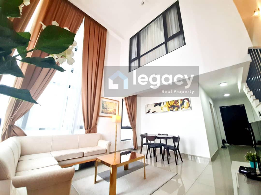 ECLIPSE CYBERJAYA Duplex Condo (Fully furnished)