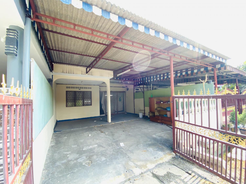 Rumah Teres Setingkat, Taman Indah Jaya, Teluk Panglima Garang