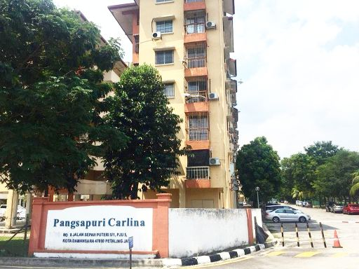 [GOOD FOR INVESTMENT] PANGSAPURI CARLINA, KOTA DAMANSARA