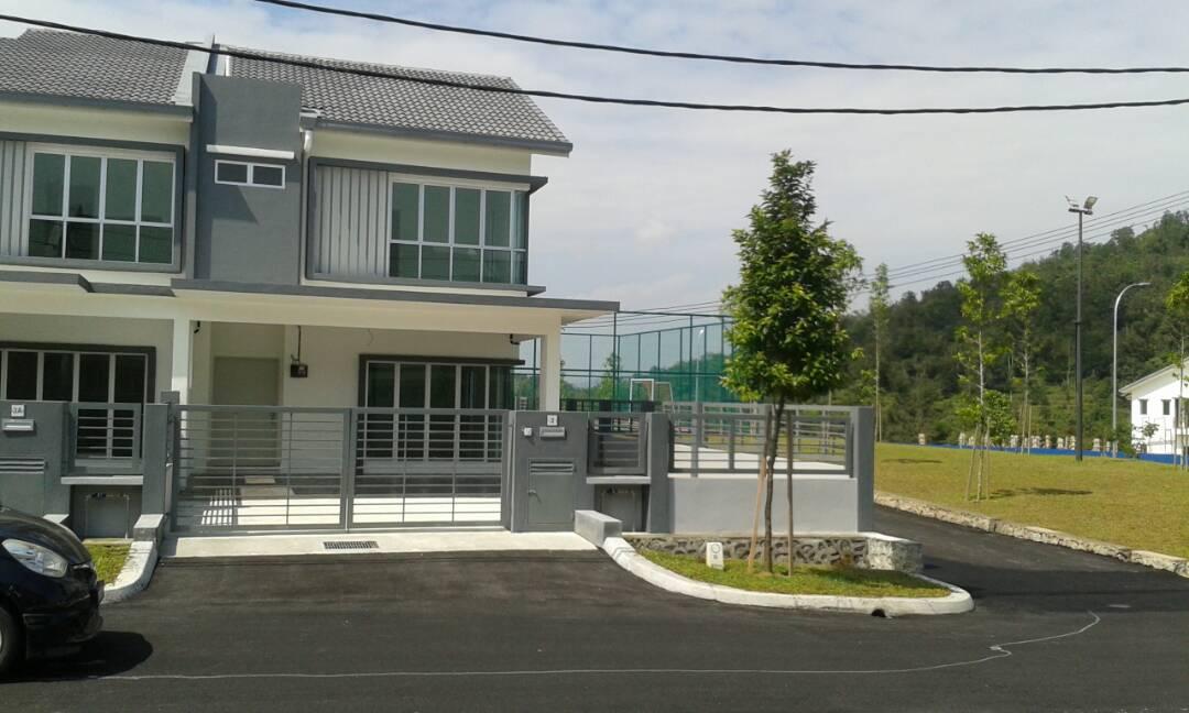 [NEW HOUSE + CORNER LOT] 2 STOREY TERRACE (CASSIA), BANDAR TEK, KAJANG, SELANGOR