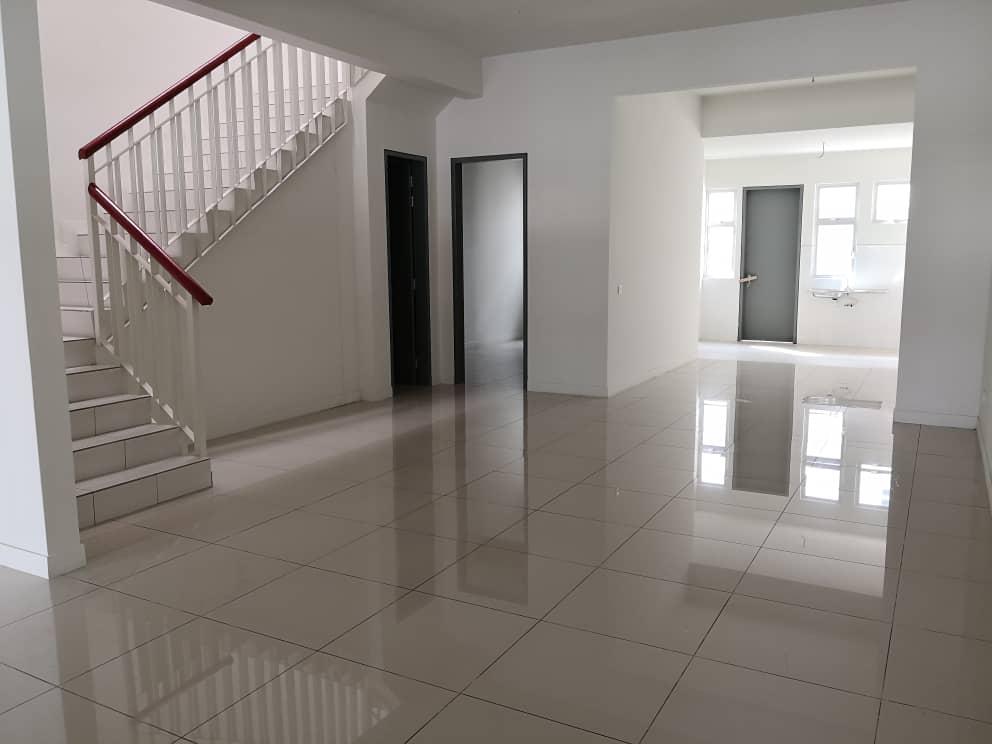[NEW HOUSE] 2 STOREY TERRACE, JALAN FLORA 3E/5, BANDAR RIMBAYU, KOTA KEMUNING,