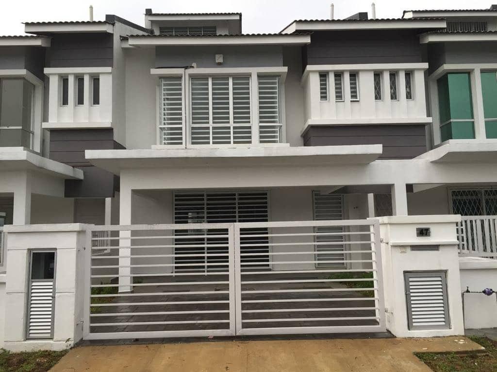 [BELOW MARKET PRICE] 2 STOREY LINK HOUSE BUKIT BANDARAYA SHAH ALAM