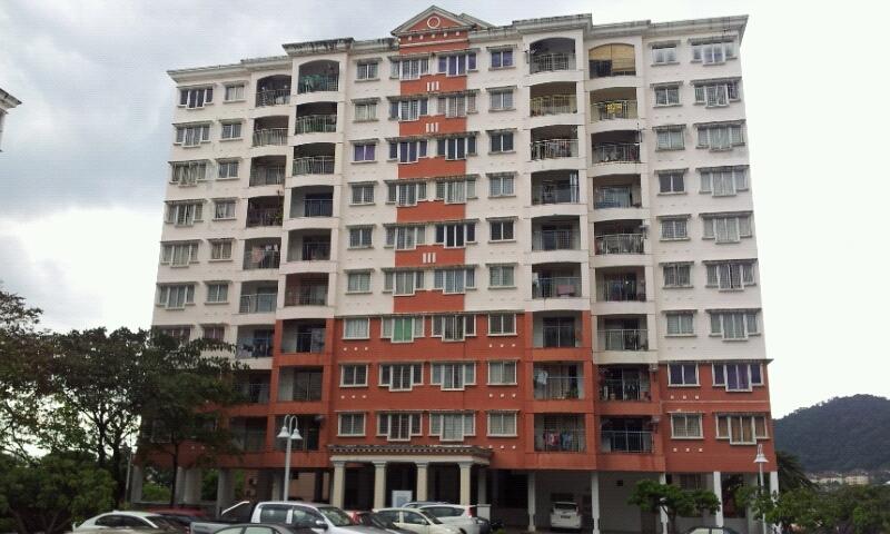 Apartment Kenanga, Puchong