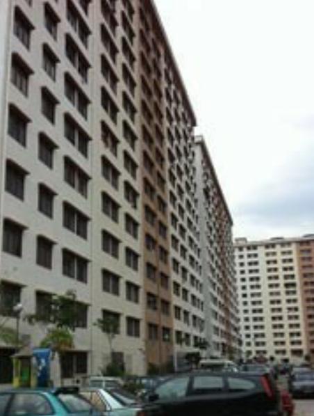 Flat Desaria PJS 5/18, Petaling Jaya