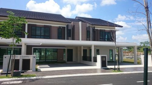 Luxury Superlink Homes Laman Alamanda Kota Seriemas