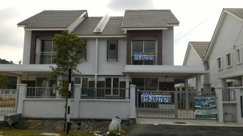 Semi D Nusa Suria Puncak Alam for sale