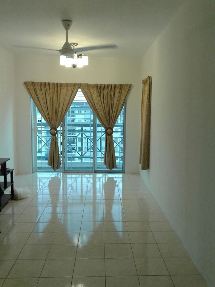 Casa Riana Apartment, PUJ 2, Puncak Jalil, Seri Kembangan