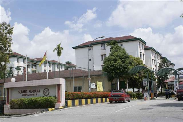 Apartment Subang Perdana Goodyear Court 6, USJ
