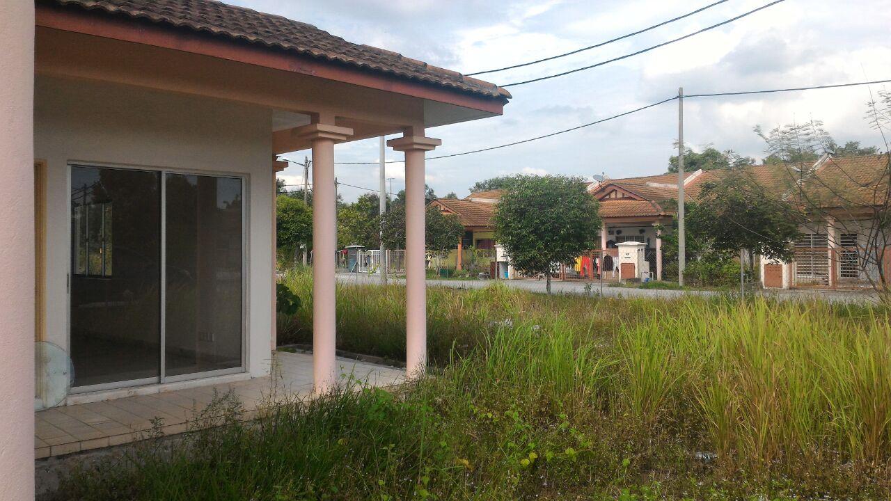 Taman Alam Perdana Teres Corner Lot untuk dijual