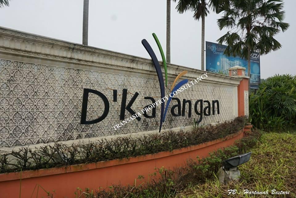 2-Storey Semi-D cluster Shah Alam, Selangor