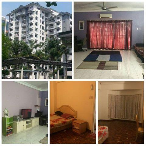 Condominium @ Tiara Kelana Jaya, Selangor