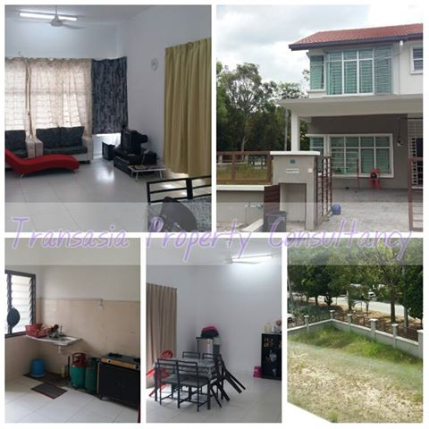 Double Storey Corner @ Fasa 2 Puncak Alam, Kuala Selangor