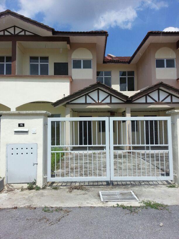 2sty terrace,Taman Alam Perdana, Puncak Alam, Selangor