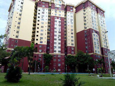 Apartment Mentari Court, Petaling Jaya