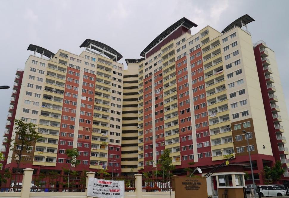 Apartment Alam Prima Seksyen 22 Shah Alam Selangor